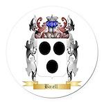 Bazell Round Car Magnet