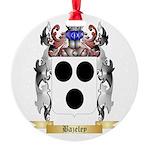 Bazeley Round Ornament