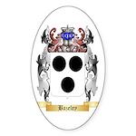 Bazeley Sticker (Oval 50 pk)
