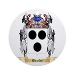 Bazeley Ornament (Round)