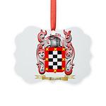 Bazanet Picture Ornament