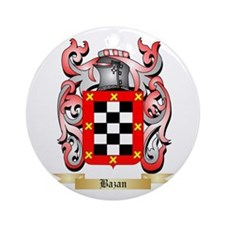 Bazan Ornament (Round)