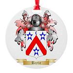 Baytie Round Ornament
