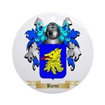 Bayne Ornament (Round)