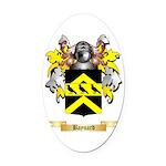 Baynard Oval Car Magnet