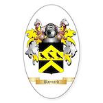Baynard Sticker (Oval 50 pk)