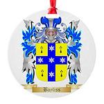 Bayliss Round Ornament