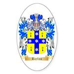 Bayliss Sticker (Oval 10 pk)