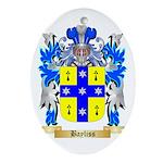Bayliss Ornament (Oval)