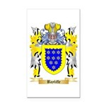 Bayliffe Rectangle Car Magnet