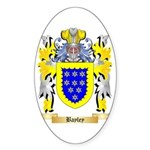 Bayley Sticker (Oval 50 pk)