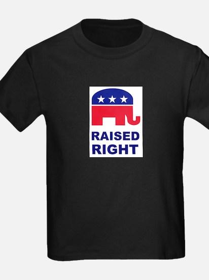 Raised Right GOP T-Shirt