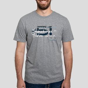 Gibbs' Rules #51 Mens Tri-blend T-Shirt