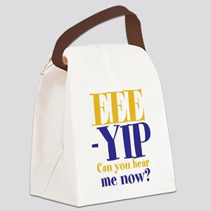 EEE-YIP Canvas Lunch Bag