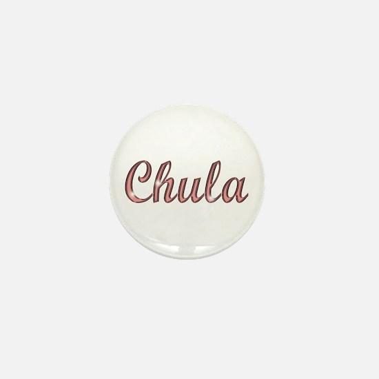 Cool Latina Mini Button