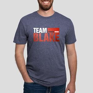 Team Blake Mens Tri-blend T-Shirt