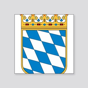 Bavaria Coat of Arms Rectangle Sticker