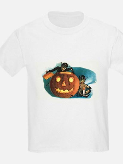 Halloween Goblins Kids T-Shirt