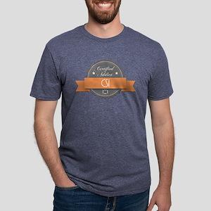 Certified Addict: CSI Mens Tri-blend T-Shirt