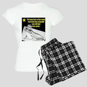 Kiss many toads Women's Light Pajamas