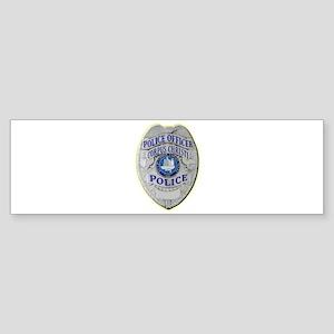 Corpus Christi Police Bumper Sticker