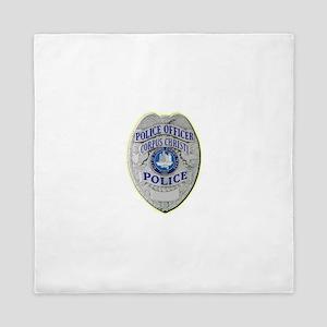 Corpus Christi Police Queen Duvet