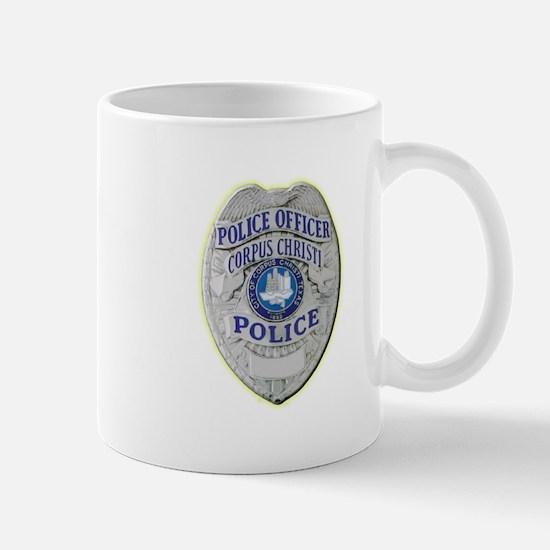 Corpus Christi Police Mug
