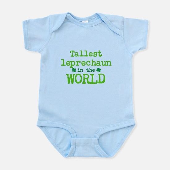 Tallest leprechaun in the World Body Suit