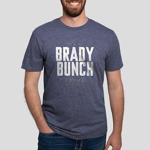 It's a Brady Bunch Thing Mens Tri-blend T-Shirt