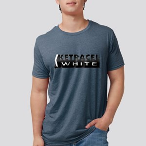 Ketrecel White Mens Tri-blend T-Shirt