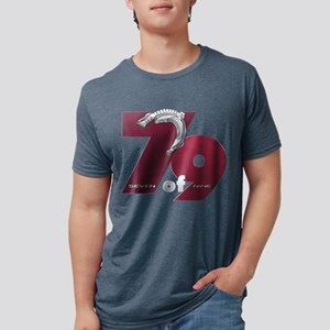Seven of Nine Mens Tri-blend T-Shirt