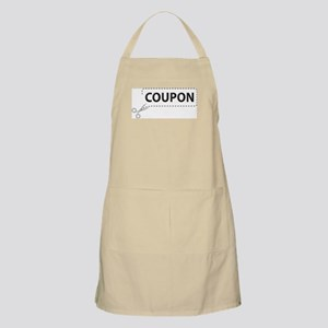 Coupon Apron