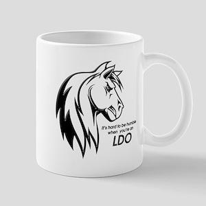 Its hard to be humble when you're an LDO Mug