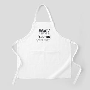 Wait! Apron