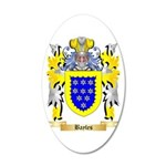 Bayles 20x12 Oval Wall Decal