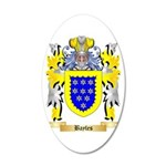 Bayles 35x21 Oval Wall Decal