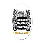Bayfield Oval Car Magnet