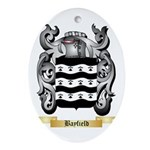 Bayfield Ornament (Oval)