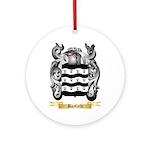 Bayfield Ornament (Round)