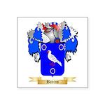 Bavins Square Sticker 3