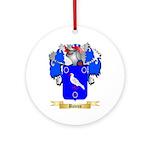 Bavins Ornament (Round)