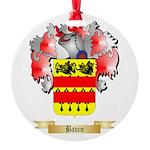 Bavin Round Ornament