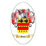Bavin Sticker (Oval 10 pk)