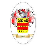 Bavin Sticker (Oval 50 pk)