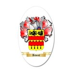 Bavent 20x12 Oval Wall Decal