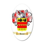 Bavent 35x21 Oval Wall Decal