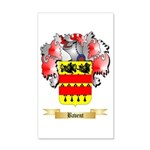 Bavent 20x12 Wall Decal