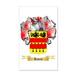 Bavent 35x21 Wall Decal