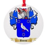 Bavens Round Ornament