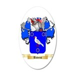Bavens 20x12 Oval Wall Decal